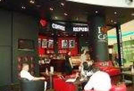 Coffee Republic Romania vrea vanzari de peste 1,2 mil. de euro in 2009