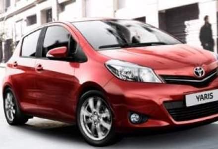 Reincepe cosmarul Toyota: rechemari pentru 1,3 mil. vehicule