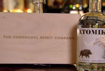 A fost lansat primul produs realizat cu ingredinte din zona de excludere de la Cernobil: votca Atomik