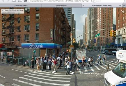 Nou in Google Maps: Live View sau indicatii de orientare prin realitatea augmentata