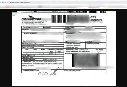 "NEMO Express, bresa MAJORA de securitate: AWB-urile clientilor, ""la liber"" [DREPT LA REPLICA]"