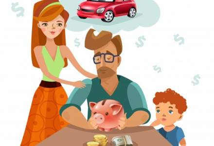 5 sfaturi despre cum sa iti educi copiii sa invete economisirea