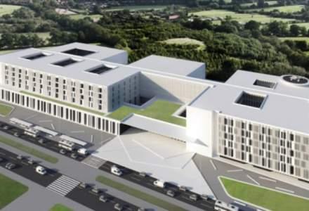 Spitalul Regional de Urgenta Cluj prinde contur, dupa ce studiul de fezabilitate a fost aprobat. Va fi construit in comuna Floresti si va avea 849 de paturi
