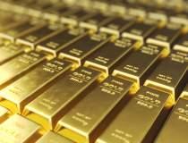 Aurul ajunge la noi maxime....