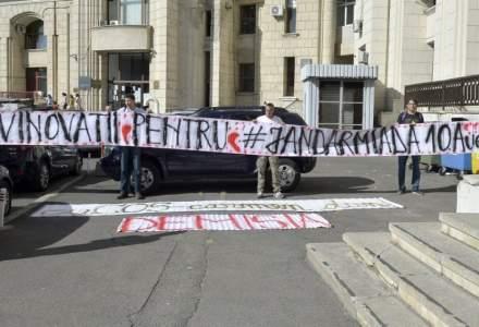 Brigada Rutiera a Capitalei a anuntat restrictii de trafic in contextul mitingului diasporei
