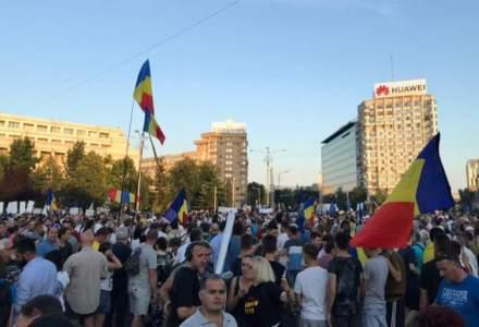 Ce scrie presa straina despre protestele din Bucuresti din 10 august