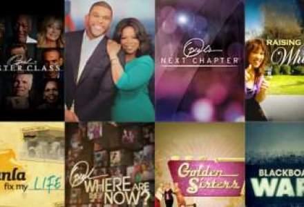 Reteaua TV a lui Oprah Winfrey, data in judecata pentru discriminare sexuala