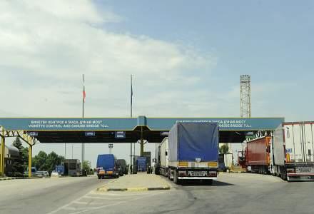 Giurgiu: Parfumuri in valoare de 2,4 milioane de euro, ascunse intr-un camion care transporta servetele, confiscate la frontiera