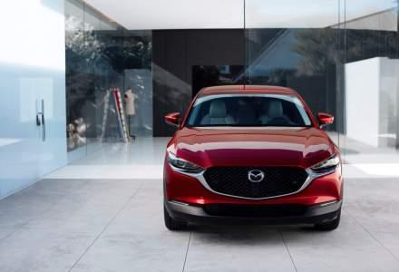 Noua Mazda CX-30, al treilea SUV al japonezilor, costa de la 21.190 de euro