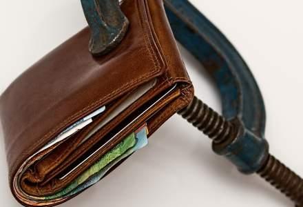 Sondaj BestJobs: Unul din patru angajati se imprumuta in fiecare luna, pentru ca nu ii ajunge salariul
