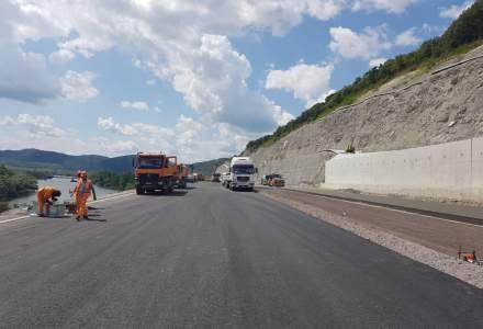 CNAIR a receptionat lotul 4 Lugoj - Deva, dar spune ca drumul nu poate fi deschis circulatiei