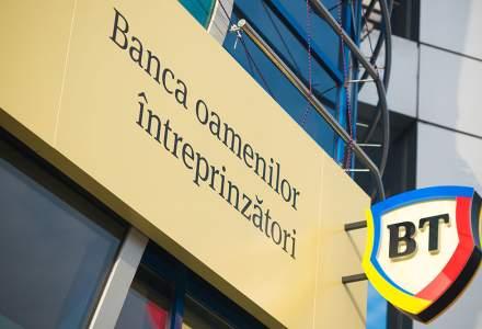 Banca Transilvania si-a marit cu 28% profitul in S1. Taxa pe active: 90 mil. lei