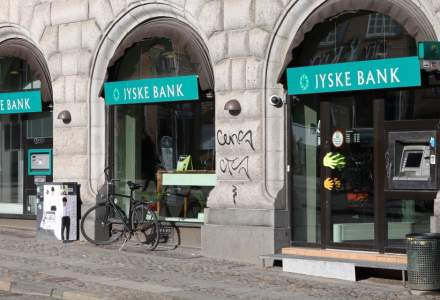Jyske Bank din Danemarca va plati efectiv o dobanda de 0,5% pe an pentru fiecare credit ipotecar acordat