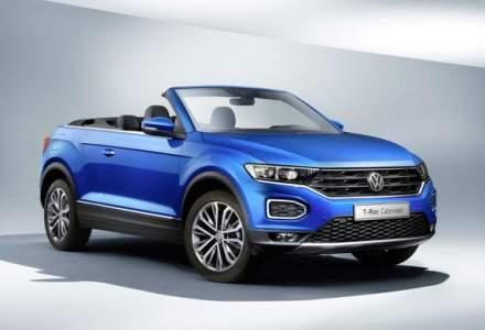 Volkswagen dezvaluie un SUV Cabriolet