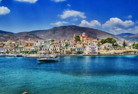 Aproximativ 230 romani au fost transferati de pe insula Samothraki
