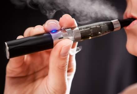 Tigarile electronice, sub investigatia SUA dupa ce adolescenti au facut boli pulmonare