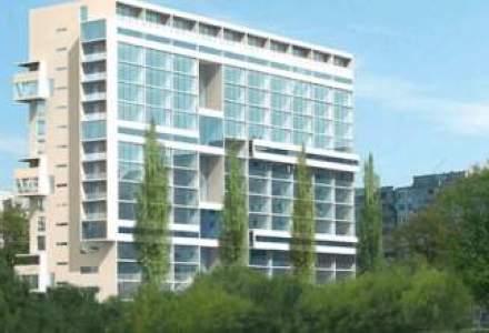 Proiectul Blue Tower, prima mare insolventa din rezidential, scos la vanzare pentru 13,8 mil. euro