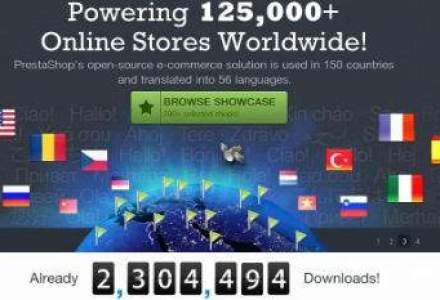PrestaShop, in premiera in Romania: construieste magazinul online cum si-ar dori clientul sa arate, nu cum ti-ai dori tu!