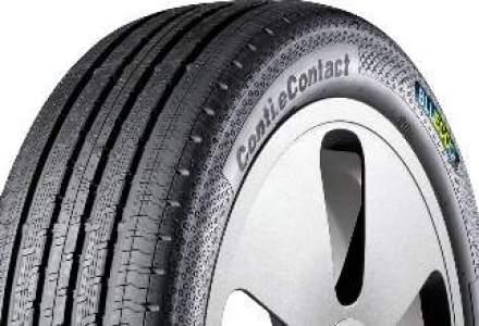 Continental a dezvoltat anvelopa de 20 de toli pentru masini electrice
