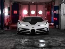 Bugatti Centodieci, cea mai...
