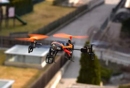 Dosar penal pentru ca a filmat cu drona la o nunta