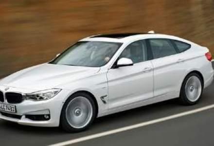 BMW prezinta la Geneva noul Seria 3 Gran Turismo