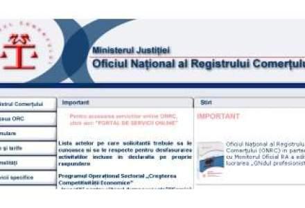 CCIR: vrem Registrul Comertului fiindca noi l-am creat