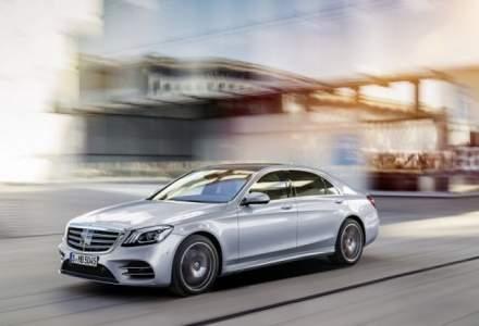 Mercedes-Benz a urmarit clientii din UK folosind serviciul de localizare pentru a ajuta firmele de recuperari sa ii lase fara masini