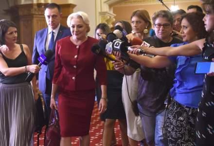 Congres PSD: Viorica Dancila, desemnata candidat al PSD la alegerile prezidentiale