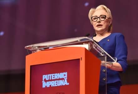 Viorica Dancila: Am pornit o lupta impotriva criminalitatii si nu ma voi opri