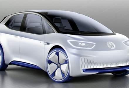 Volkswagen prezinta ID.3 si o noua identitate vizuala la Salonul Auto de la Frankfurt
