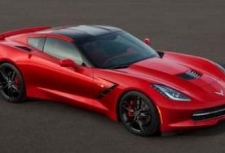 Modelul Chevrolet Corvette Stingray decapotabil va fi lansat la Geneva