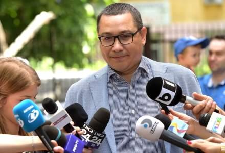 Victor Ponta: Pro Romania sustine candidatura lui Mircea Diaconu la prezidentiale