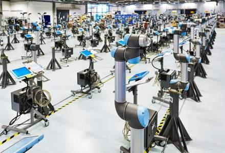 Ford Craiova a adus roboti colaborativi la fabrica de motoare pentru a lucra impreuna cu oamenii