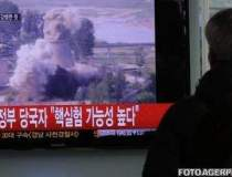 Coreea de Nord efectueaza al...