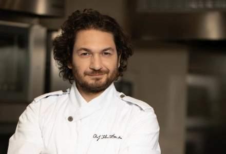 Chef Florin Dumitrescu a lansat prima carte despre bucataria romaneasca moderna