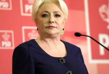 Viorica Dancila, mesaj la inceputul CExN PSD: Nu iesim de la guvernare, nu imi voi da demisia