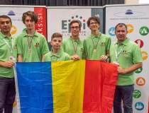 Romania a obtinut 4 medalii...