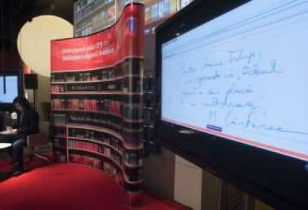 Vodafone: Aproximativ 14.000 de utilizatori au descarcat carti din Biblioteca Digitala