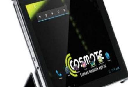 "Cosmote a lansat prima tableta sub brand propriu, ""Cosmote My Tab"""