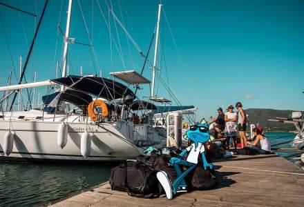 IQNautics sau cum se traduce in business pasiunea unor romani pentru sailing