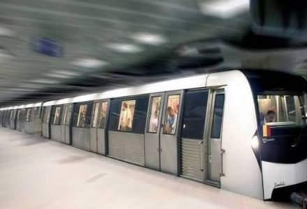 Program prelungit la metrou, joi, cu ocazia meciului de fotbal Romania-Spania