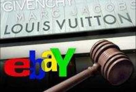 ebay va plati daune de 40 mil. euro catre Louis Vuitton