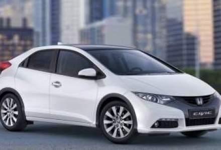 Honda lanseaza Civic diesel si mizeaza pe 1% din piata