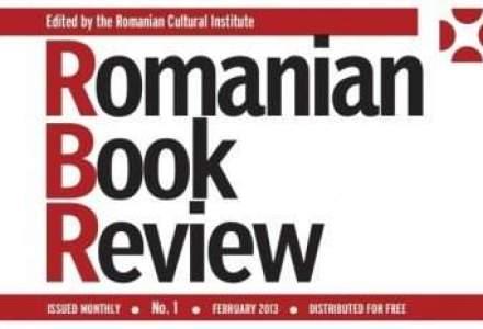 ICR lanseaza primul numar al revistei The Romanian Book Review
