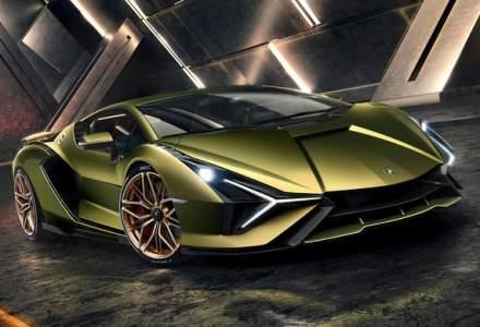 Sian, cel mai puternic Lamborghini de serie de pana acum: sistem mild-hybrid la 48V cu supercapacitor, 819 CP si sub 2.8 secunde pentru 0-100 km/h