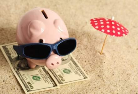 Investitorii de pe bursa au facuta vara aceasta de patru ori mai multi bani decat cei care au tinut banii in depozite
