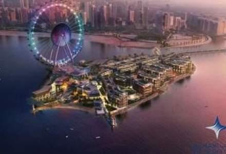 Dubaiul uimeste din nou: aici va fi construita cea mai inalta roata panoramica din lume