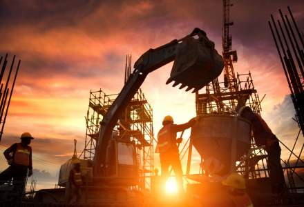 Investitiile in economie cresc puternic datorita constructiilor