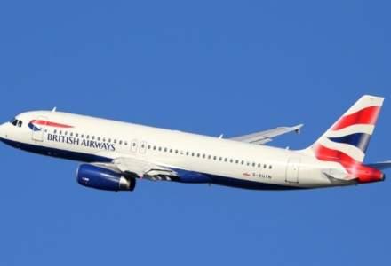 Pilotii British Airways au intrat in greva: 1.600 de zboruri ar putea fi anulate
